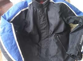 Lewis Motorcycle Jacket
