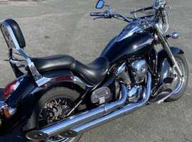 Kawasaki VN900 B7F Classic Motorbike