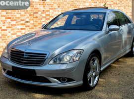 Mercedes S600 LWB LIMOUSINE ***LEFT HAND DRIVE*** ONLY 68,000 miles, MEGA SPEC.