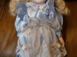 "Beautiful 16"" Doll"