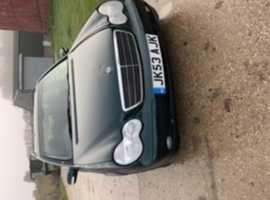 Mercedes C CLASS, 2003 (53) Green Estate, Automatic Petrol, 94,000 miles