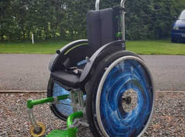 Ottobock Bravo Racer Wheelchair