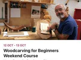 Woodcarving for Beginners Course