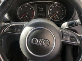 Audi A1, 2012 (61) Black Hatchback, Manual Diesel, 86,000 miles