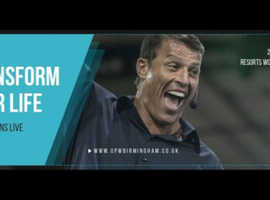 Tony Robbins UPW Birmingham 2020 - Tickets available - Unleash The Power Wit