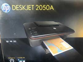 HP Scanner Deskjet 2050A