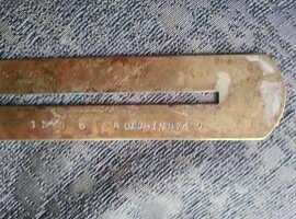 Ww1 brass button Polishing stick