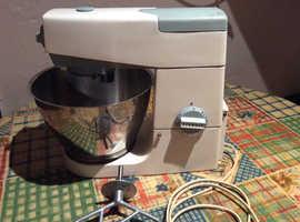 Quality Vintage Kenwood Chef Food Mixer.