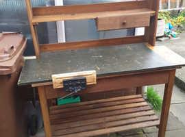 HOME WORK BENCH HOBBY DIY IN CHORLEY