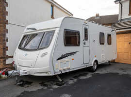 Lunar Lexon Si 4 Berth with Fixed Bed (2009 Model)