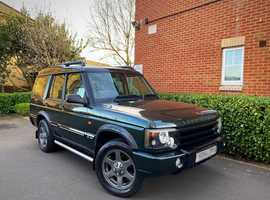 "2004 54 REG Land Rover Discovery 2 2.5 TD5 ES Premium 5dr (7 Seats) "" HPI CLEAR """