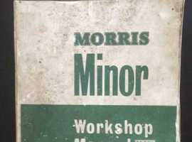 Morris Minor Workshop Manual