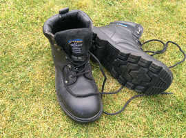 Safety boots, steelite. Size 10