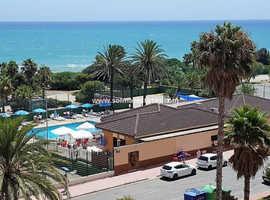Costa Blanca 1 Bed Furnished Beachside Apartment Cabo Cervera, La Mata