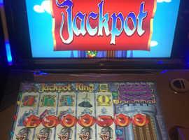Fruit machine b3 jackpot king 4 games