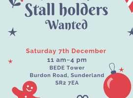 *** Christmas Market Stallholders Wanted for a Family Event ***