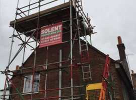 Scaffolding Hire and Erection