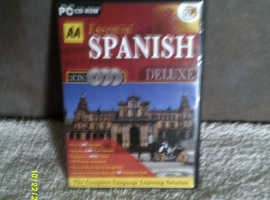 AA Essential Spanish Deluxe  : £2