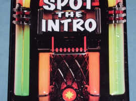 'Spot The Intro' 2006 CD Board Game (new)