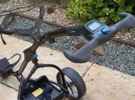 Electric Golf Trolley - As new