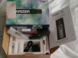 New Arizer Air Portable Vaporizer - With Accessories
