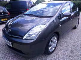 Toyota PRIUS T SPIRIT VV-I AUTO, 2006 (06) grey hatchback, Manual Hybrid, 66136 miles