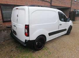 Peugeot partner mk 2 van