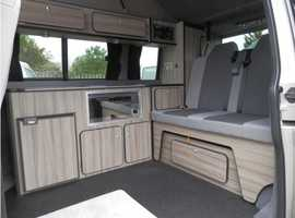 CONVERT YOUR VAN INTO A STUNNING FULLY CONVERTED CAMPER-VAN FROM ONLY £9,200 plus vat