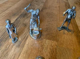 Antique Lead Mini Figures
