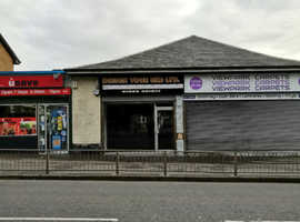 Large commercial property available