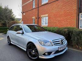 "2009 59 REG Mercedes-Benz C Class C350 CDI V6 Sport G-Tronic 5dr "" ESTATE "" HPI CLEAR """