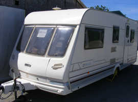 1999 Lunar LX2000 525, 5 berth, serviced, free extras, ready to use now