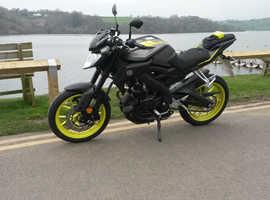 Yamaha mt 125 for sale
