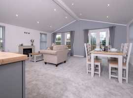 2 Bedroom Luxury Holiday Lodge Property East Yorkshire - Sea Views