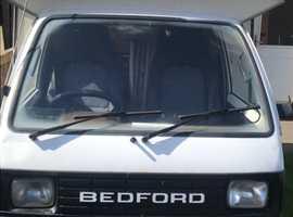 Bedford Bambi camper van