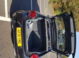 Volkswagen Polo, 2019 (19) Black Hatchback, Manual Petrol, 9,717 miles