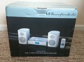 Wharfedale WCD-3K2 Hifi System