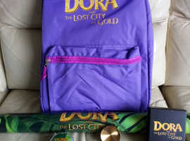 Dora The Explorer The Lost City Of Gold Goody Bag