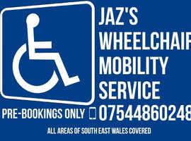 Jaz's Wheelchair Mobility Service