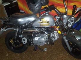 Skyteam, Monkey bike, 125 (cc)new euro model