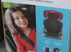 Graco junior car seat. 4 to 12 year old.
