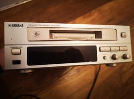 Yamaha Minidisk Player