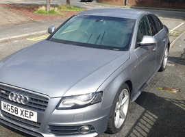 Audi A4, s line 1.8 2009(58)