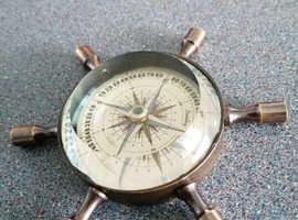 Stanley London floating nautical compass