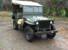 WANTED, Willys/Hotchkiss/Ford Jeep