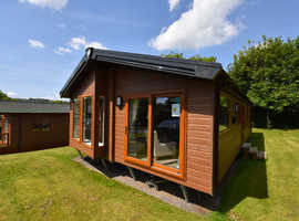 New Willerby Portland Lodge. 40ft x 20ft on an 18 hole golf course in North Wales