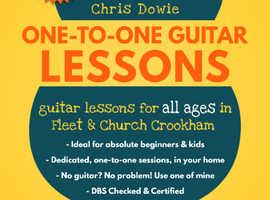Crookham Guitar lessons