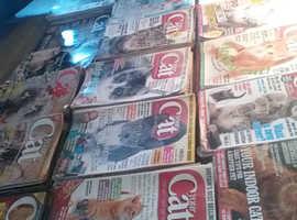 150 CAT MAGAZINES