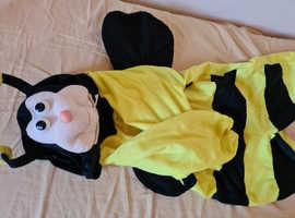Bee Bumblebee Halloween costume