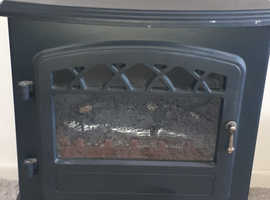 DUNELM  ELECTRIC FIRE